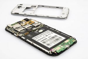Reparatie telefoon